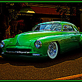 The Green Machine by Randy Harris
