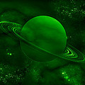 The Green Planet by Rattanapon Muanpimthong