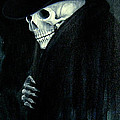 The Grim Reaper by Barbara Marcus