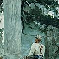 The Guide by Winslow Homer