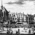 The Hague: Market, 1727 by Granger