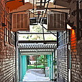 The Hallway by Gwyn Newcombe