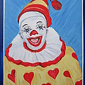 The Happy Clown by Rosie Sherman