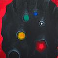 The Head Of The Grand Inquisitor  by Kazuya Akimoto