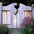 The Heart, Like An Old Gate Needs Care And Attention by Ben Freeman