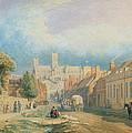 The High Street Lincoln  by Thomas Kearnan