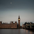 The Houses Of Parliament by Andy Linden