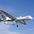 The Ikhana Unmanned Aircraft by Stocktrek Images