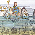 The Iliad: Neptune, 1805 by Granger