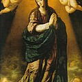 The Immaculate Conception by Munir Alawi