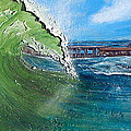 The Inlet by Coastal Fine Artistry