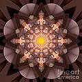 The Inner Radiance by Richard Ortolano