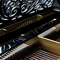 The Inside Of A Piano by Studio Blond