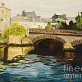 The Irish Bridge by Marlene Petersen