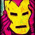 The Iron Scream by Jeff Adkins