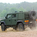 The Iveco Light Multirole Vehicle by Luc De Jaeger