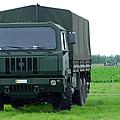 The Iveco M250 8 Ton Truck by Luc De Jaeger