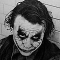 The Joker by Carlos Velasquez Art