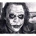 The Joker by Katelynn Johnston