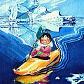 The Kayak Racer 13 by Hanne Lore Koehler