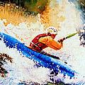 The Kayak Racer 17 by Hanne Lore Koehler