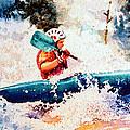 The Kayak Racer 18 by Hanne Lore Koehler