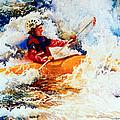 The Kayak Racer 19 by Hanne Lore Koehler