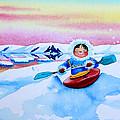 The Kayak Racer 3 by Hanne Lore Koehler