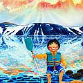 The Kayak Racer 5 by Hanne Lore Koehler