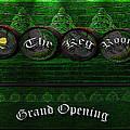 The Keg Room Grand Opening Version 3 by LeeAnn McLaneGoetz McLaneGoetzStudioLLCcom