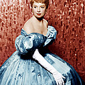 The King And I, Deborah Kerr, 1956 by Everett