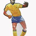 The King Pele by Emmanuel Baliyanga