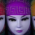 The Ladies Of Primoz by Jez C Self
