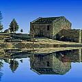 The Lake Santuary - Santuario Della Madonna Del Lago by Enrico Pelos