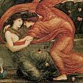 The Lamentation by Edward Burne-Jones