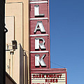 The Lark Theater In Larkspur California - 5d18490 by Wingsdomain Art and Photography