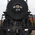 The Last Iron Horse Loc 1518 In Paducah Ky by Susanne Van Hulst