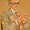 The Lawyer by Les Leffingwell