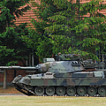 The Leopard 1a5 Main Battle Tank In Use by Luc De Jaeger
