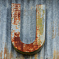 The Letter U by Nikki Marie Smith