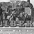 The Liberator Masthead by Photo Researchers