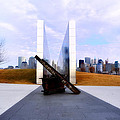 The Liberty State Park 911 Memorial by Bill Cannon