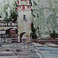 The Lighthouse by Gayatri Vasudevan