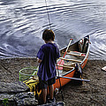 The Little Fisherman by Kate Hannon