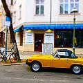 The Little Yellow Car by Stephanie Olsavsky