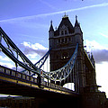 The London Tower Bridge by Steve K