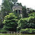The Longwood Gardens Castle by Bill Cannon