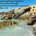The Lord Is My Rock by Sheri McLeroy