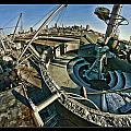 The Machinegun Nest by Blake Richards