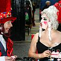 The Mad Hatter And The Red Queen by Heather Lennox